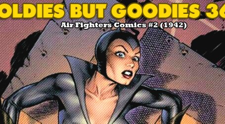 Oldies But Goodies: Air Fighters Comics #2 (Nov. 1942) (2)