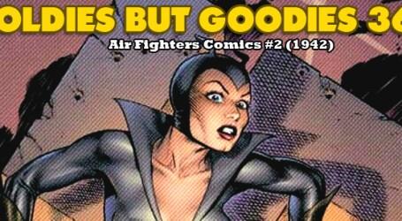 Oldies But Goodies: Air Fighters Comics #2 (Nov. 1942) (2)