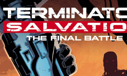 Avant-Première VO: Review Terminator Salvation: The Final Battle #1