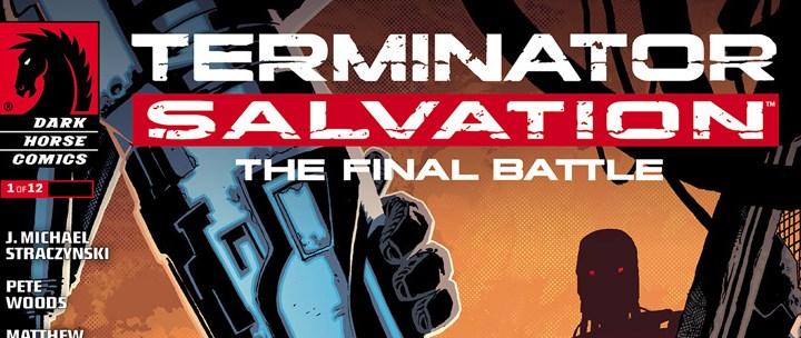 Avant-Première VO: Review Terminator Salvation: The Final Battle #1