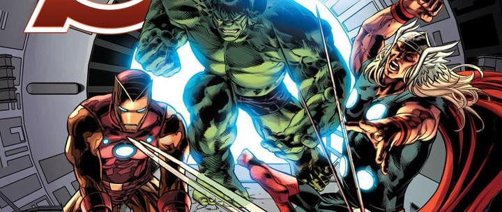 Avant-Première VO: Review Avengers #25