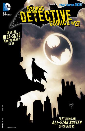 Avant-Première VO: Review Detective Comics #27