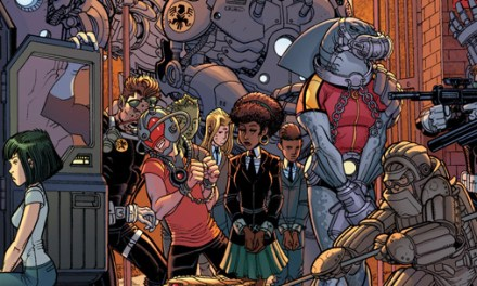 Avant-Première VO: Review Wolverine And The X-Men #40