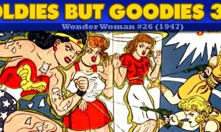 Oldies But Goodies: Wonder Woman #26 (Nov. 1947)