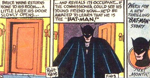 Bruce Wayne est Batman (si vous en doutiez)