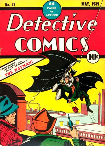 Detective Comics #27 (Mai 1939)