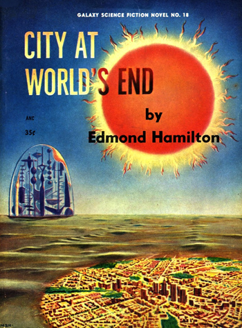 """City At World's End"""