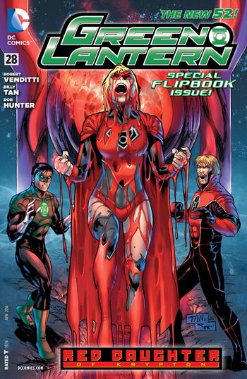 Green Lantern/Red Lantern #28