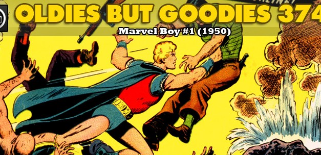 Oldies But Goodies: Marvel Boy #1 (Dec. 1950)