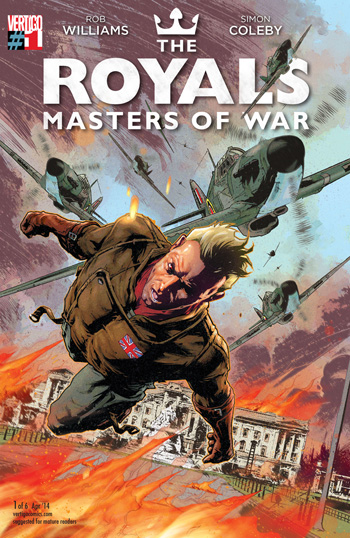 Avant-Première VO: Review The Royals: Masters of War