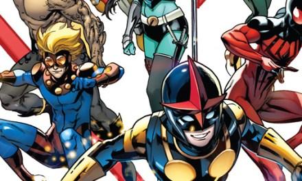 Avant-Première VO: Review New Warriors #1