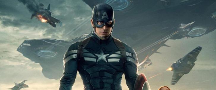 Emission Captain America @ Geek Me Five
