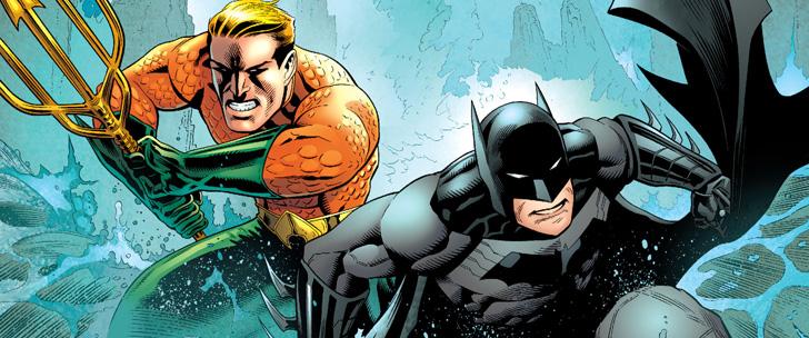 Avant-Première VO: Review Batman And Aquaman #29