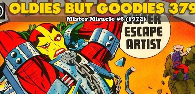 Oldies But Goodies: Mister Miracle #6 (Jan. 1972)