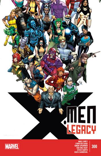 X-Men Legacy #300