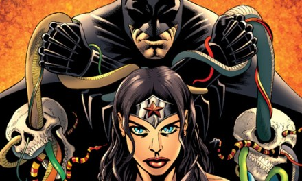 Avant-Première VO: Review Batman and Wonder Woman #30
