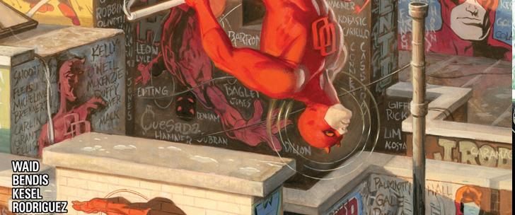 Avant-Première VO: Review Daredevil #1.50