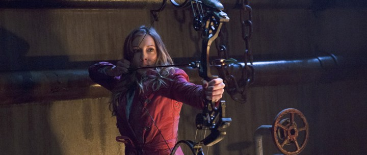 Arrow S02E22