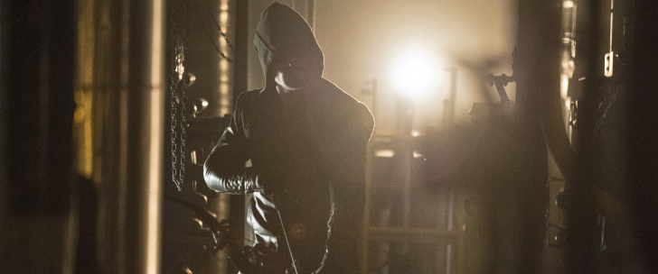 Arrow S02E23