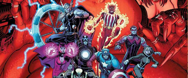 Avant-Première VO: Review Uncanny Avengers Annual #1