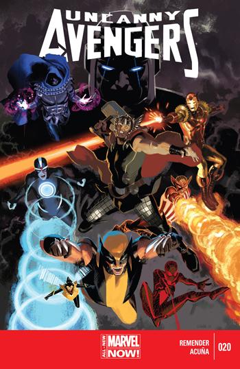 Uncanny Avengers #20