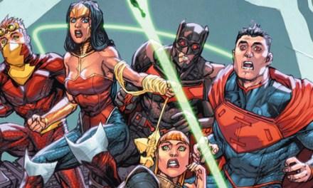 Avant-Première VO: Review Justice League 3000 #7