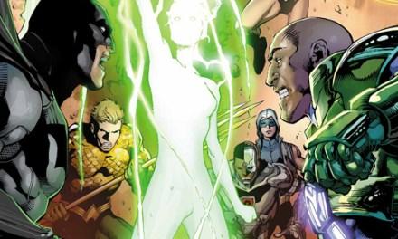 Avant-Première VO: Review Justice League #31