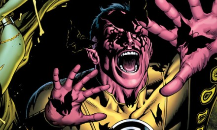 Avant-Première VO: Review Sinestro #3