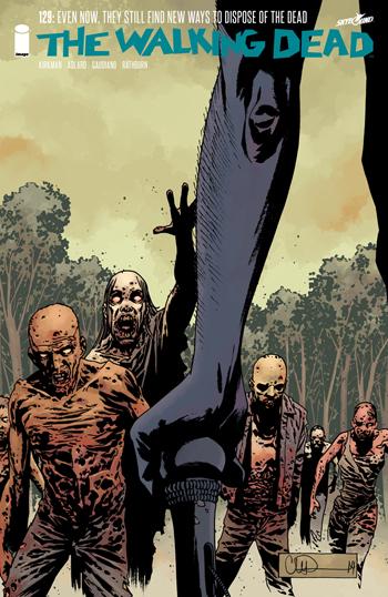 Walking Dead #129