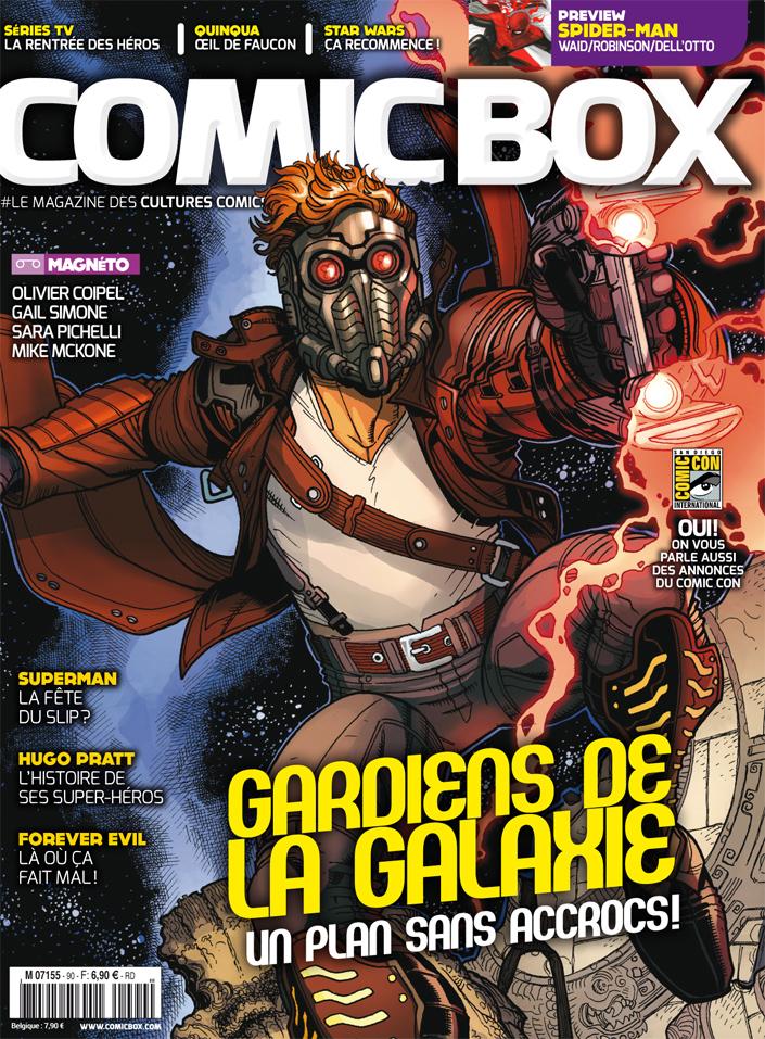 Comic Box #90