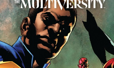Avant-Première VO: Review The Multiversity #1