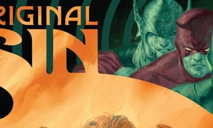 Avant-Première VO: Review Original Sin #7