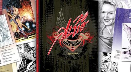 Al Rio Tribute Art Book Volume One on Kickstarter