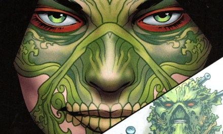 Avant-Première VO: Review Swamp Thing #34