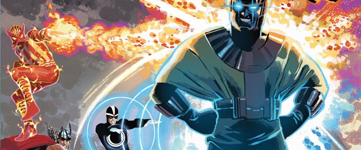 Avant-Première VO: Review Uncanny Avengers #22