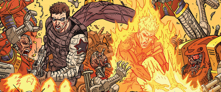 Avant-Première VO: Review All-New Invaders #10