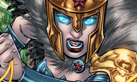 Avant-Première VO: Review Wonder Woman – Futures End #1