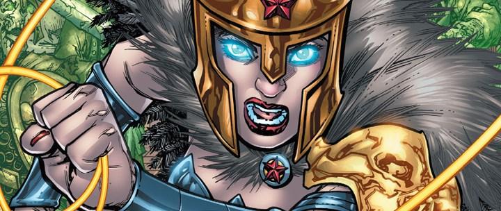 Avant-Première VO: Review Wonder Woman – Futures End #1