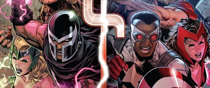 Avant-Première VO: Review Avengers & X-Men: Axis #3