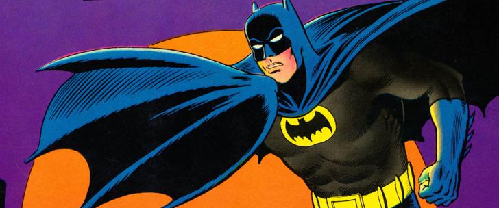 Sous le masque de nos héros: Batman