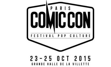 Paris Comic Con 2015 : Où sont les comics ?