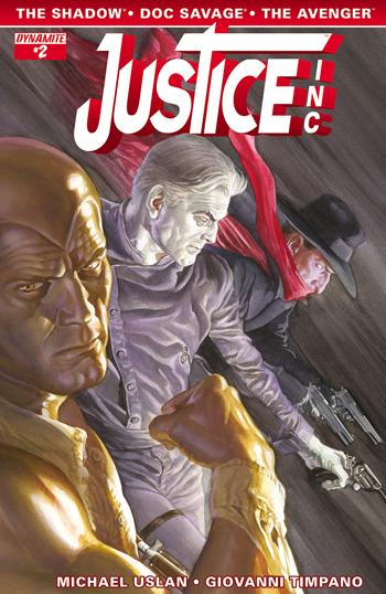 Justice Inc. #2