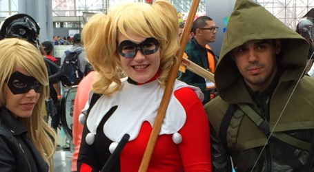 New York Comic Con 2014 – Day 2