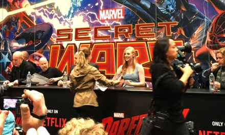 New York Comic Con 2014 – Day 3
