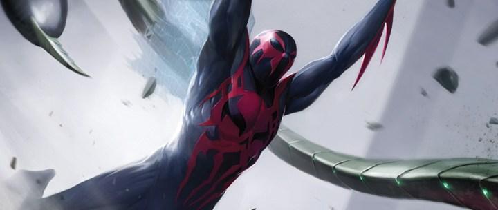 Avant-Première VO: Review Spider-Man 2099 #4