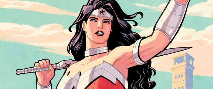 Avant-Première VO: Review Wonder Woman #35
