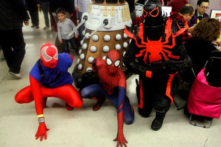 Spider-Verse...