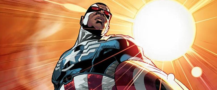 Avant-Première VO: Review All-New Captain America #1