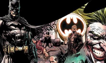 Review : Les chroniques de Batman