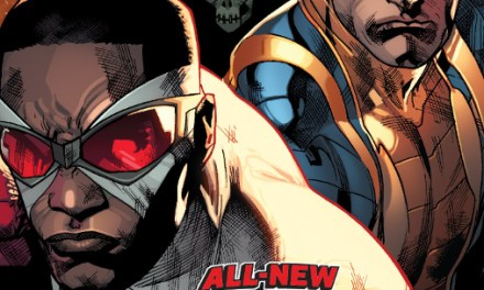 Avant-Première VO: Review All-New Captain America #2